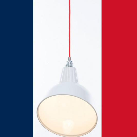 kelvin et lumen luminaires suspensions verre givré verre dépoli cordons cuivre pailleté cuisine bar salle à manger séjour restaurant format carré